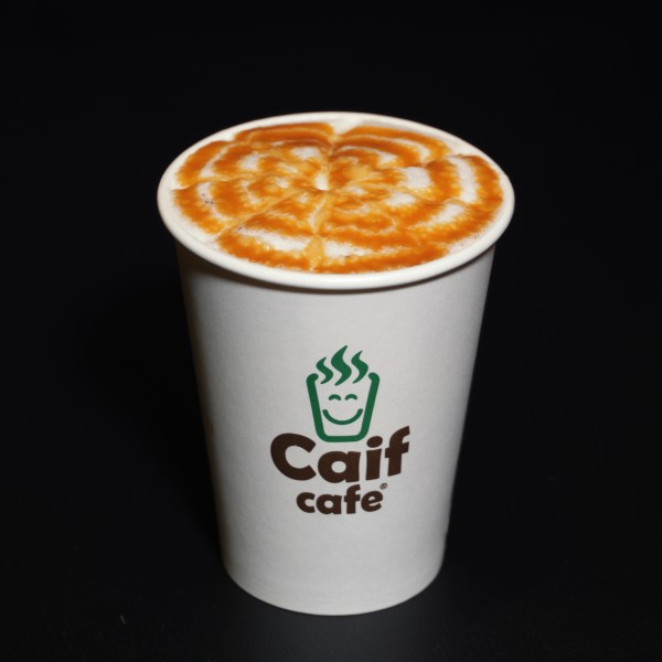 caramel machiato hot
